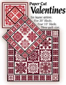 Paper Cut Valentines