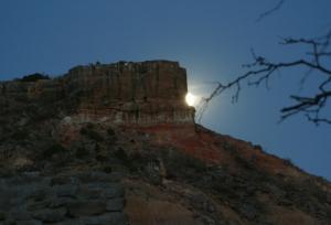 Rising Moon #1