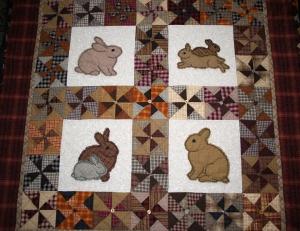 Homespun Bunnies
