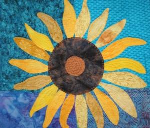 Interpretation of My Sunflower Pattern