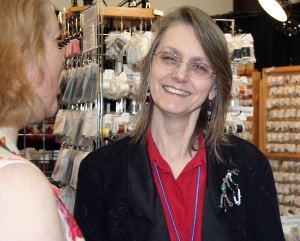 Sherrill Lewis of the Bead Ranch