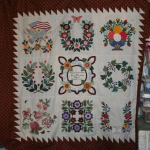 Our Family Album Quilt