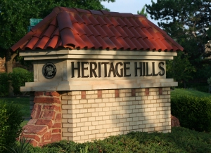 Heritage Hills Historical Neighborhood
