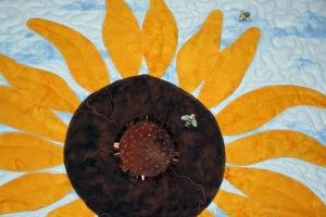 An Interpretation of My Sunflower Pattern