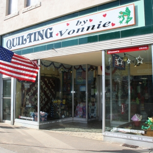 Quilting by Vonnie
