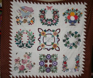 My Contribution -- My Family Album Quilt