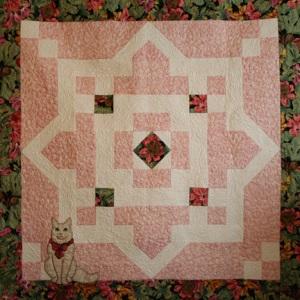 Quilt pink