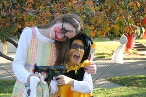 My Lovely Children -- Halloween 2008