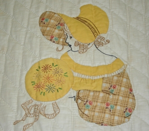 Fancy Sunbonnet Sue