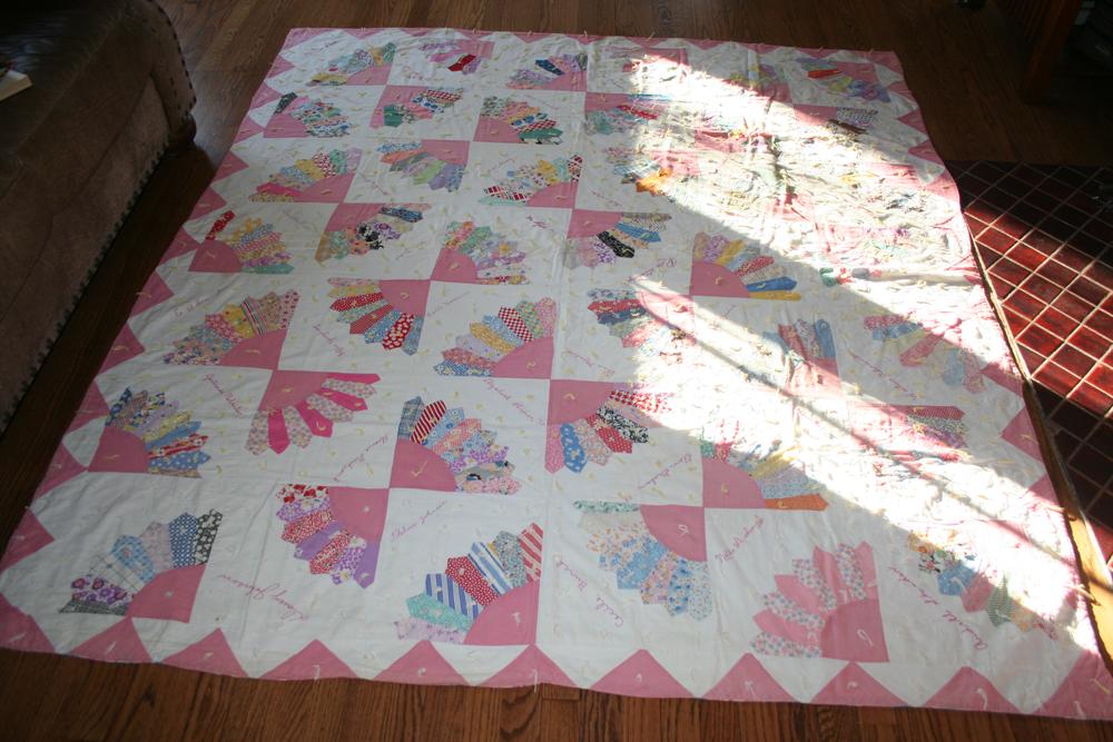 Vintage quilts for sale ashton publications for Quilts for sale
