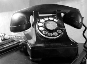 Grandpa's Rotary Phone