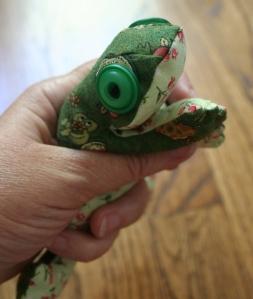 Beanbag Frog