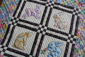 Machine Applique and Machine Quilting