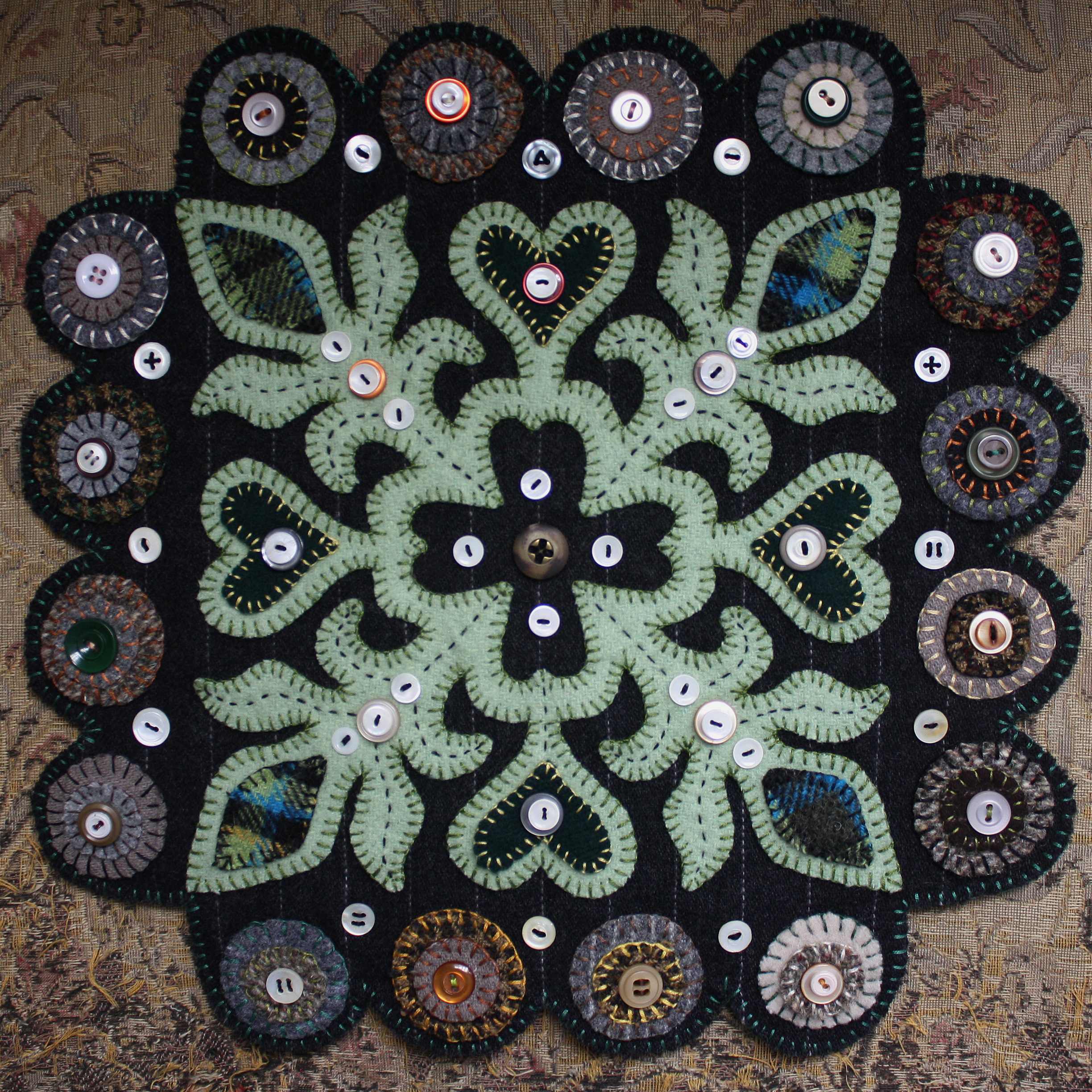 Quality arts and crafts web sites with free patterns.
