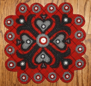Wool Penny Valentine