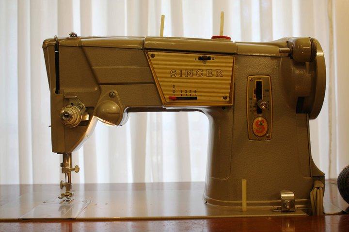 328k singer sewing machine