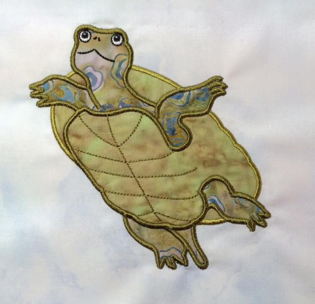 dig. turtle